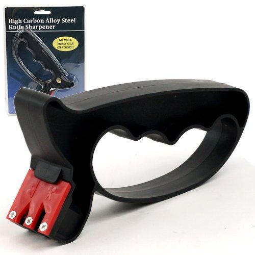 Best Quality High Carbon Alloy Steel Knife And Scissor Sharpener