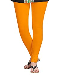 Aannie Women's Cotton Leggings (Dragon06-XXL_Orange_XX-Large)