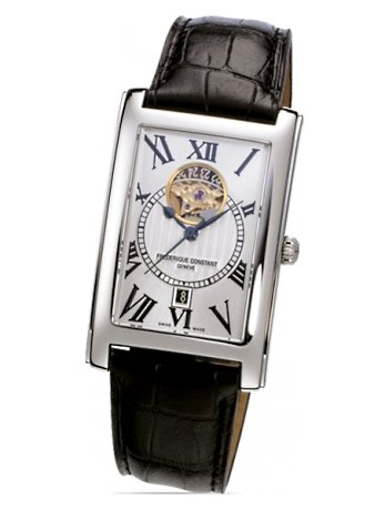 Frederique Constant Automatic Silver Dial Stainless Steel Watch FC-315MS4C26 image
