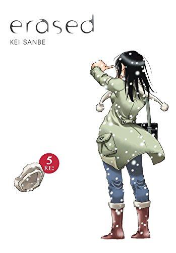 Erased, Vol. 5 [Sanbe, Kei] (Tapa Dura)