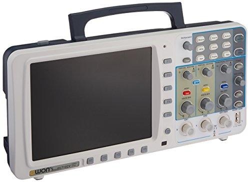 Best Tektronix Oscilloscope : Owon sds deep memory digital storage oscilloscope