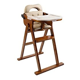Scandinavian Child Anka Convertible High Chair