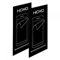 VIVO XSHOT Screen protector, Scratch Guard, HOKO® (Pack of 2) Crystal Clear Screen Protector Scratch Guard For VIVO XSHOT