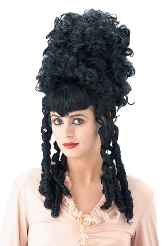Paper Magic Group - Black Historical Wig - 1