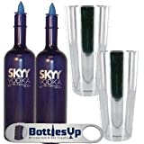 "Skyy Flair Bartending Performance Pack with Free ""Bottles-up"" Signature Series Bottle Opener"