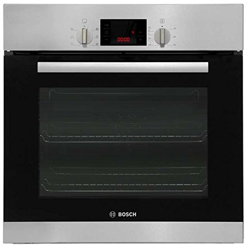Bosch Serie 6 HBA23B150B Built In Electric Single Oven - Brushed Steel. It Will Perfeclty Look Great Built Into Your Kitchen