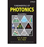 img - for [ { FUNDAMENTALS OF PHOTONICS (WILEY SERIES IN PURE AND APPLIED OPTICS) } ] by Saleh, Bahaa E A (AUTHOR) Feb-01-2007 [ Hardcover ] book / textbook / text book