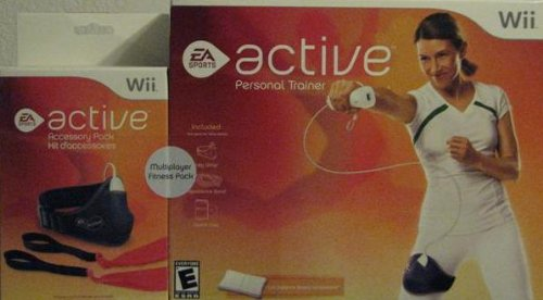 EA Sports Active Multiplayer Personal Trainer Pack [WII]