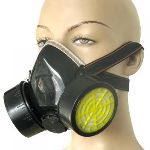 Anti Staub Farbe Atemschutzmaske Industrie Gas Chemikalie