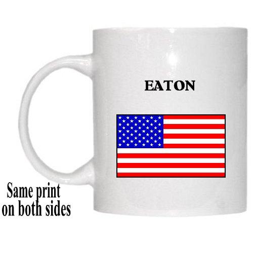 Eaton, Ohio mug