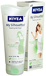 Nivea  My Silhouette,Redefining Gel-Cream for the Body, 7-Ounce Tube