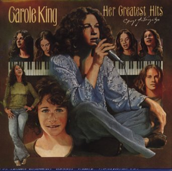 Carole King - Her Greatest Hits (Limited Edition) by Carole King