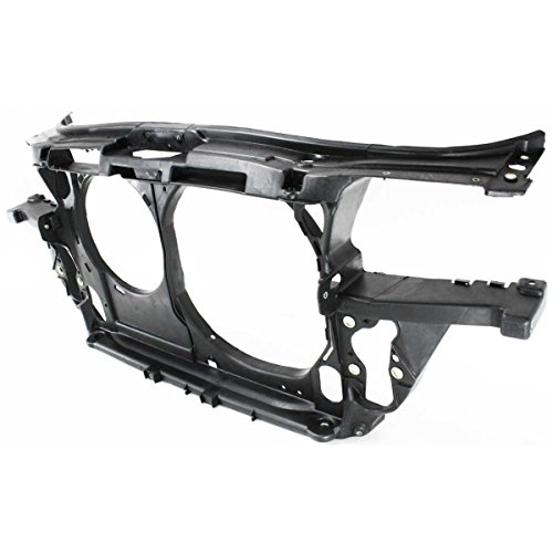 Diften 109-A0432-X01 - New Radiator Support Core Black Audi A6 2001 2000 99 98 S6 AU1225118 4B0805588G (Rsx Radiator Support compare prices)