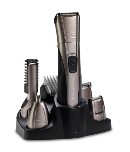 Remington PG520B Head To Toe Rechargeable Body Grooming Kit