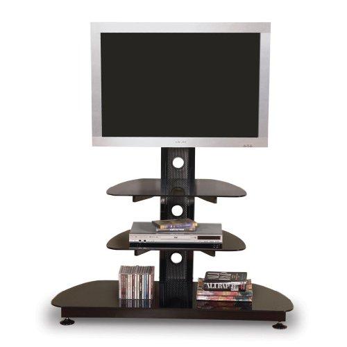 Cheap GL-689TV Black modern TV stand (GL-689TV)