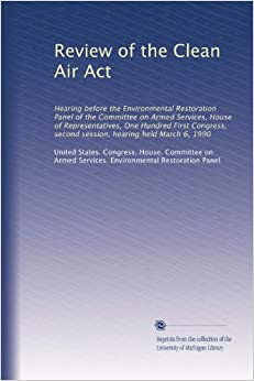 an analysis of clean air act in united states In july of 2016 the epa issued a notice of violation to global companies stating that the company violated the federal clean air act at its oil transportation.