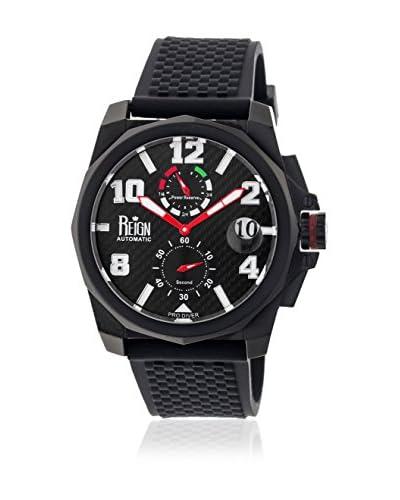 Reign Reloj con movimiento automático japonés Zhu Reirn3005 Negro 45  mm