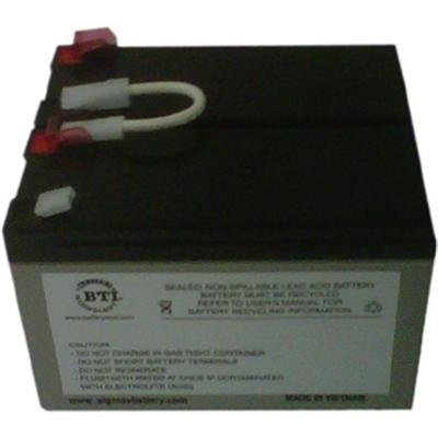 Selected Apc Replacement Battery By Bti- Battery Tech.