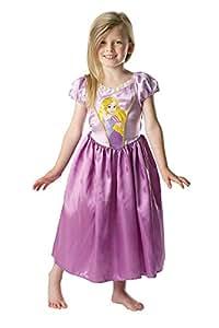 Disney - I-884103M - Costume - Classique Raiponce - Taille M (5-6 ans)