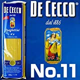 ディチェコ (DE CECCO) No.11スパゲッティーニ(1.6mm) 500g