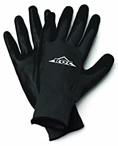 Magid ROC20TL ROC Polyurethane Coated Palm Glove, Men's Large