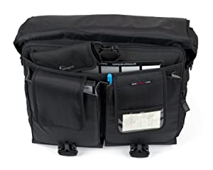 Lowepro Classified 200 AW Shoulder Bag for DSLR and 2-3 Lenses - Black