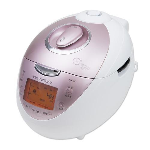 GMPジャパン 超高圧発芽玄米炊飯器 なでしこ健康生活 NHL2 (メーカー保証3年モデル)