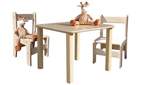 Kindersitzgruppe – Kindermöbel – Tisch und 2 Stühle – Direkt vom Hersteller kaufen