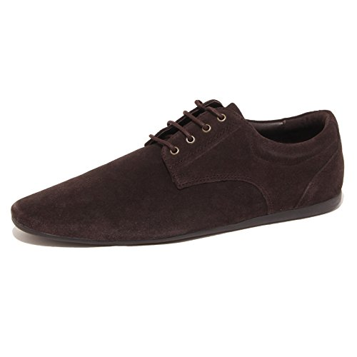 80690 scarpa brown SCHMOOVE FIDJI NEW DERBY calzatura uomo shoes men [44]