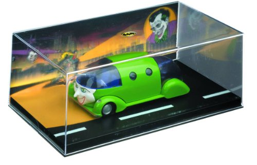 DC BATMAN AUTOMOBILIA FIGURINE COLLECTION MAGAZINE #17 BATMAN #37 JOKERMOBILE