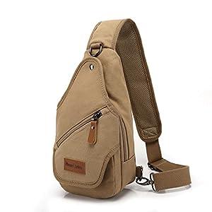 【Moore Carden】全5色 高品質帆布製 スタイリッシュ メンズ ショルダーバッグ