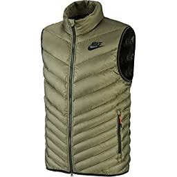 Nike Cascade Down Vest Iron Green 2X