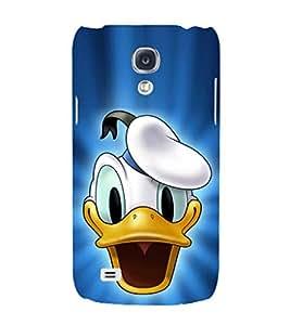 EPICCASE Donaldo Duck Mobile Back Case Cover For Samsung Galaxy S4 Mini (Designer Case)