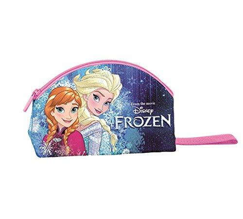 Seven Frozen 3B5021602-512 Portapenne per Scuola, Poliestere, Multicolore