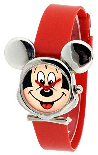Disney DIS009 Orologio da Polso, Display Analogico, Bambini, Plastica, Multicolour