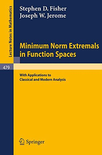 minimum-norm-extremals-in-function-spaces-with-applications-to-classical-and-modern-analysis