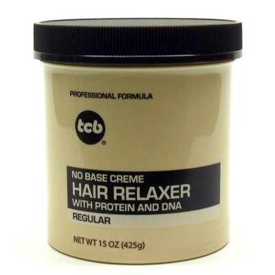 TCB Hair Relaxer 15 oz. Regular Jar
