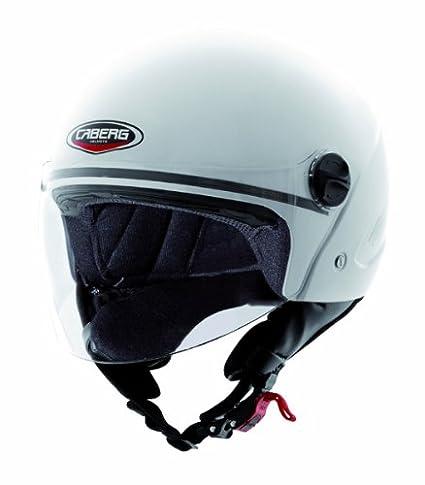 Nouveau casque de moto blanc de métal Axel 2015 Caberg
