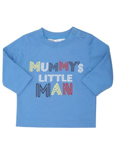 Mummys little man t-shirt