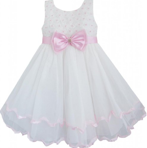 Christmas Dresses For Little Girls front-1078607
