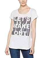 Dimensione Danza Camiseta Manga Corta (Blanco)