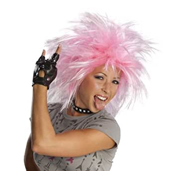Character Wig, Funky Punk Pink
