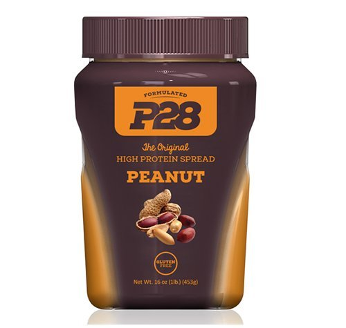 P28 Foods Formulated High Protein Spread, Peanut Butter, 16 Ounce (Protein Bread compare prices)