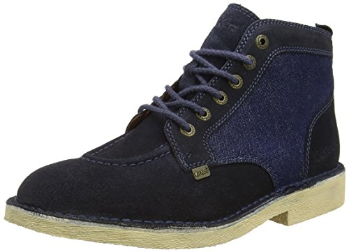 KickersLegendry Boot Sued Am Dk Blue - Stivaletti Uomo , Blu (blu), 42