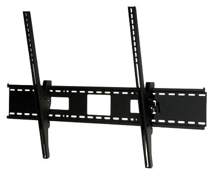 SmartMount Monte inclinación de 61 pulgadas de pantallas planas 102 pulgadas - Negro