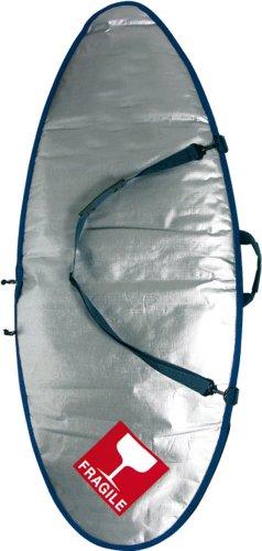Skim One - Custodia per skimboard in PE, 143 cm, colore: grigio
