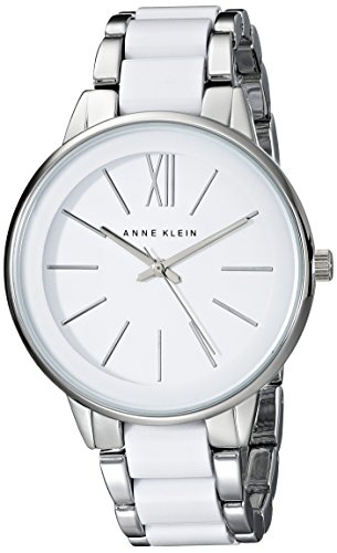 Anne Klein Women's AK/1413WTSV Watch