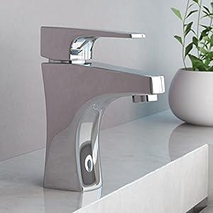 NEG Design Bad/KüchenArmatur Dahn&A No.24 Waschbecken/Waschtisch EinhebelMischer mit Kugelmechanik und komplettem Zubehör   Kundenbewertung und weitere Informationen