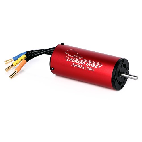 Leopard Brushless Inrunner 930Kv 4-Pole For Electric Rc Boats And Giant Scale Planes