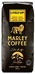 Lively Up! Espresso Roast Organic Blend - Ground Coffee